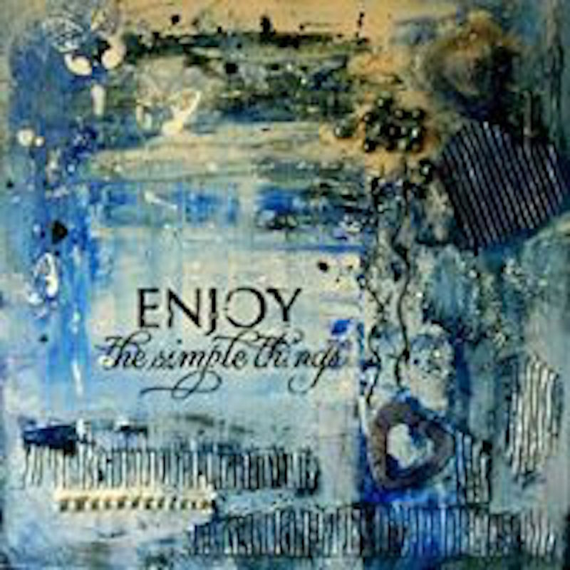 Iceno powertex schilderij jolanda
