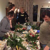Kerstworkshop aan de keukentafel