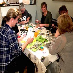 Keukentafel workshop in Almere bij Iceno