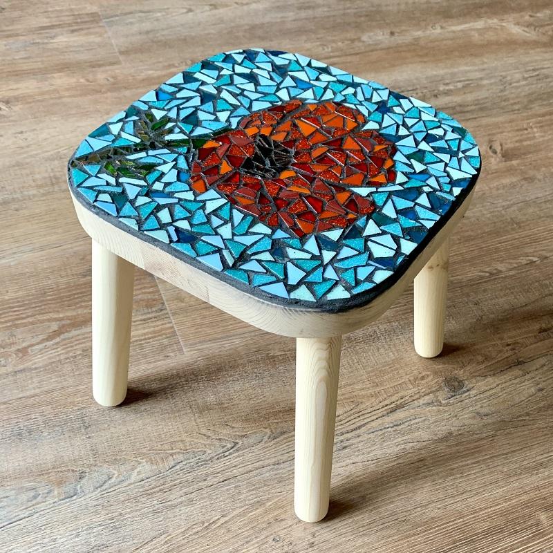 mozaiek tafel iceno